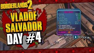 Vladof Allegiance Salvador | Day #4