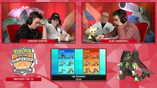 2017 Pokémon St. Louis Regional Championships VG Masters Top 16 - Match A