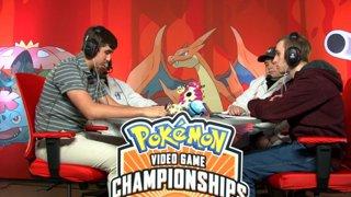 2017 Pokémon St. Louis Regional Championships VG Masters Top 8 - Match B