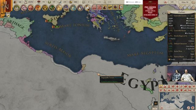 Imperator: Rome   Dividing the Spoils   Final Day!