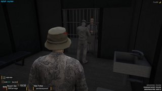Philip & His Client Escape Jail