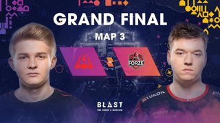 BLAST Pro Series Moscow - Grand Final Map 3 - AVANGAR vs. forZe
