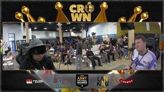 Crown 2019 SSBU - TUX | Stroder (Roy) Vs. ACARA | Shoe (ZSS) Smash Ultimate Tournament Winners Quarters