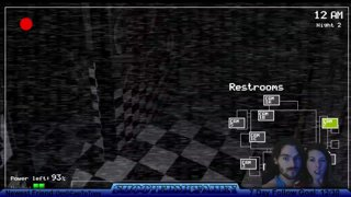 First Five Nights at Freddy's Death