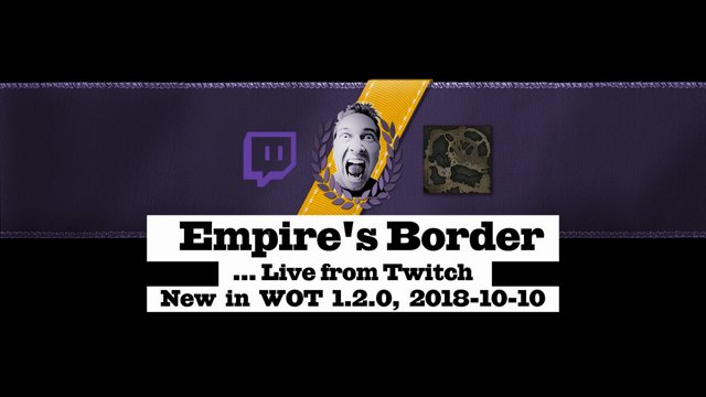 Simplusmassive New In Wot 120 Empires Border With Object 705