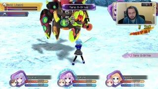 2015-11-18 - Hyperdimension Neptunia Re;Birth1/Duck Game (2)