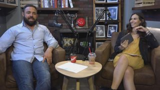 Pro Wrestling Talk with Anthony Carelli and Alicia Atout! Behind The Lights: Episode 20
