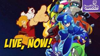 MEGA MAN 11 - You Know...That Smash Character - Razer DBFZ Giveaway -> http://bit.ly/RazerMAX  (Mon 10-1)