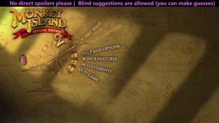 Monkey Island 2 (Part 1)