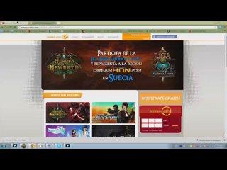 видео: Liga HoN América Latina 21/12/2012