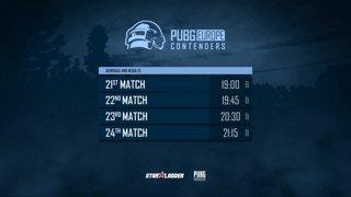 [EN] PEL Contenders — Phase 2 | Group B | Match 21 w/ @TheNameIsToby & @BanksEsports