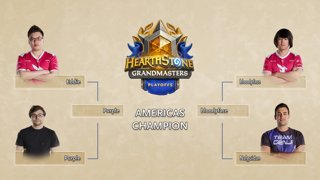 Purple vs bloodyface - Grand Finals - Hearthstone Grandmasters Americas S2 2019 Playoffs