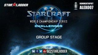 #1 [RU] WCS Challenger EU Group C - Serral (Z) vs Strange (P)