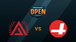Ancient vs Cr4zy - Inferno - Group B - DreamHack Open Summer 2019