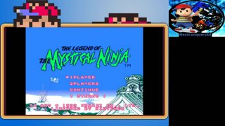 super chronquest game #19 Mystical Ninja stream #1