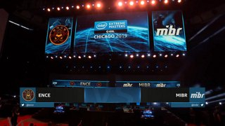 CS:GO - ENCE vs. MIBR [Mirage] Map 1 - Semi-Final - IEM Chicago 2019