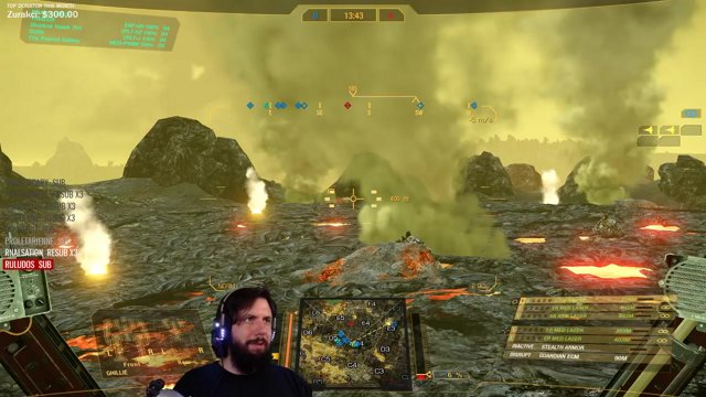 Theb33f Enforcer Stealth Armor Twitch