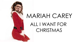 Matt Heafy (Trivium) - Mariah Carey - All I Want For Christmas Is You I Metal Cover