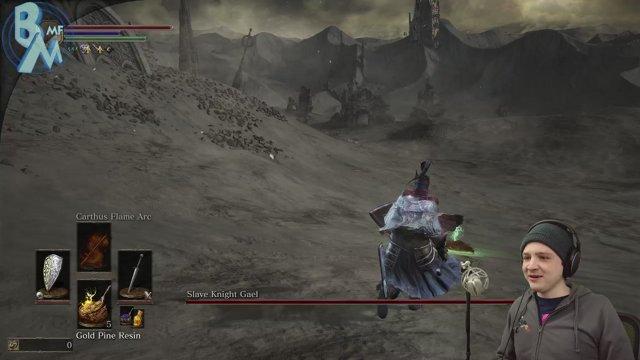 Slave Knight Gael - SL1 (Dark Souls 3)