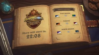 Hearthstone Collegiate Champs Week 5