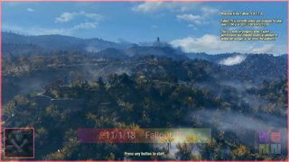 WGNN - Fallout 76 11/1/18 (DamianKnightLiveinHD)