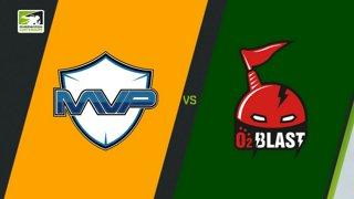 오버워치 컨텐더스 코리아 2019 시즌1 7주차 3경기 : TEAM MVP vs. O2 BLAST