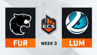 FURIA vs Luminosity - Map 1 - Cache (ECS Season 7 - Week 3 - DAY2)