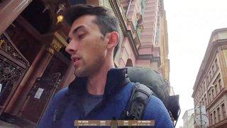Highlight: Hitchhiking to Twitchcon-EU - Czechia (Europe Day 124) Location: Prague !reddit