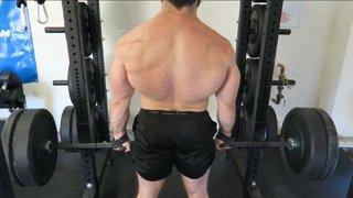 BajheeraIRL - My Favorite Traps & Upper Back Workout - Natural Bodybuilding Gym Vlog