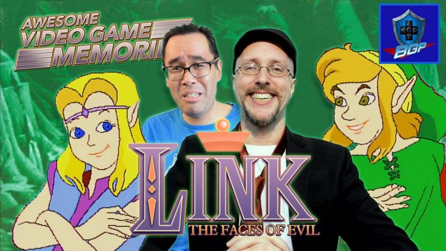 battlegeekplus link the faces of evil review w the nostalgia