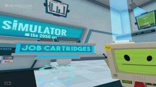 Time to get a new job - Job Simulator