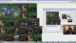 1500 MMR hell game dota 2