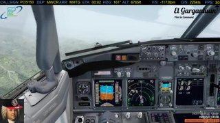 Boeing 737-800 into Toncontin MHTG