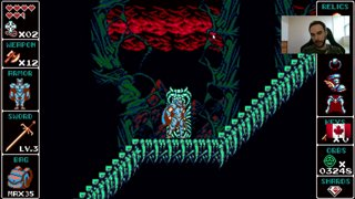 Final Boss of Odallus