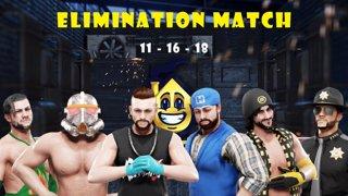 HWF: 6 Man Elimination Match 11/16/18