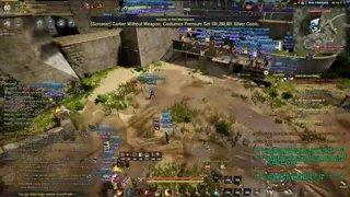 Black Desert , China Guilds Community PvP Tournament S Group Category 500 i-lvl++