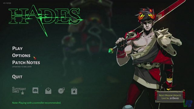 Indie Playthrough - Hades (Early Access 1)