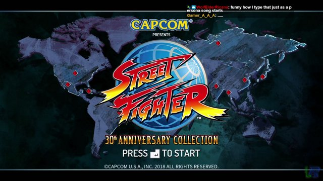 Quick Look - Street Fighter 30th Anniversary Collection