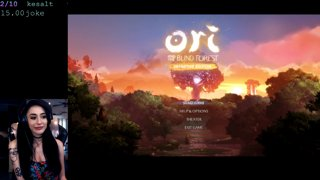 Yoni does Ori and the Blind Forest (Day 4)