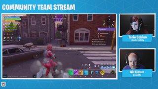 Community Team Stream - August 2