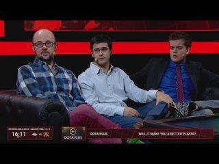 Secret vs Fnatic - DreamLeague S9 - G3