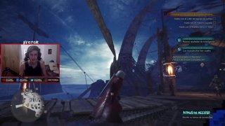 ESTRENANDO NUEVO PACK DE TEXTURAS HD - Monster Hunter: World (Capitulo 19)