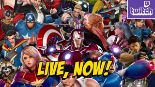 WE BACK! MARVEL TIME - Infinite Online w/Steve!