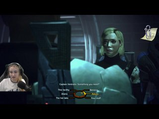 Highlight: Mass Effect Ep 4. - Mass Effect before Movie night!