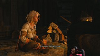 Mike's Away (Day 11) // THE WITCHER III - Day 9 // Blind Play through