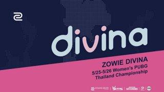 [TH] ZOWIE Divina Women's PUBG Thailand Championship Day : 1