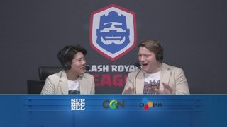 [ENG] Clash Royale League Asia - Week2 Day3