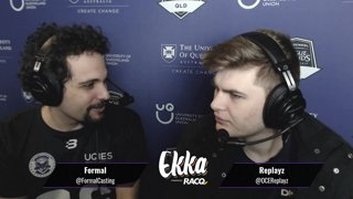 Ekka: Merrimac vs Craigslea (Day 3 Match 2)