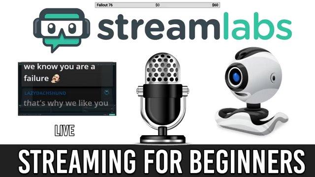 Streamlabs Mic Settings
