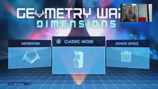 Geometry Wars 3: Dimensions LIVE